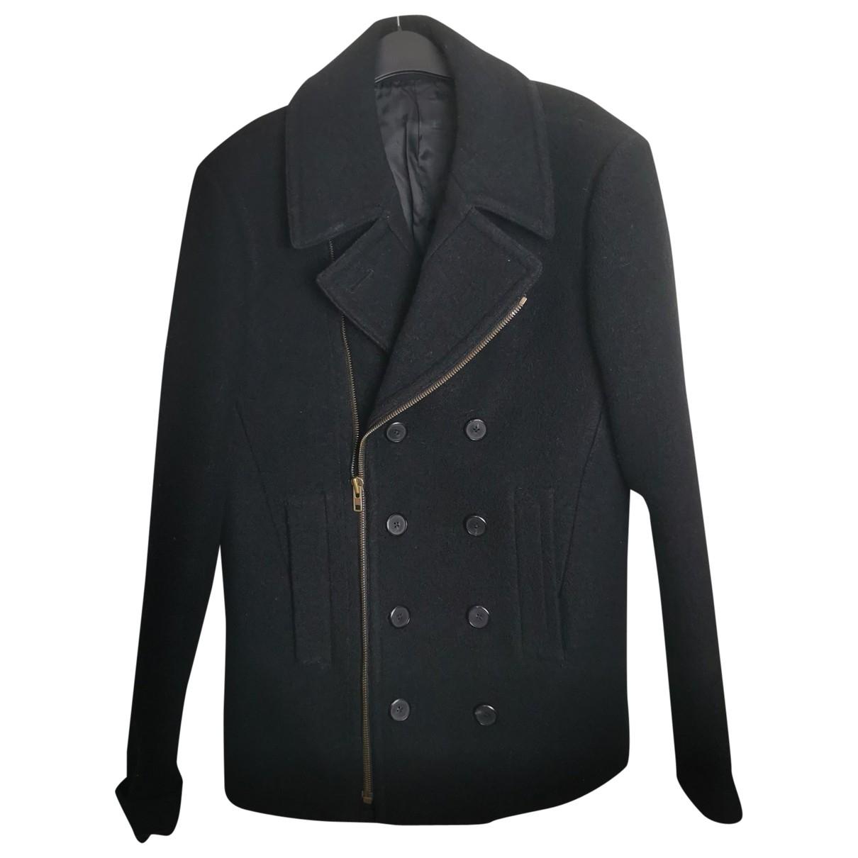 Givenchy \N Maentel in  Schwarz Tweed