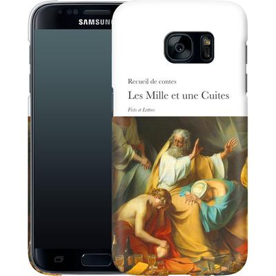 Samsung Galaxy S7 Smartphone Huelle - Mille Et Une Cuites von Fists Et Lettres
