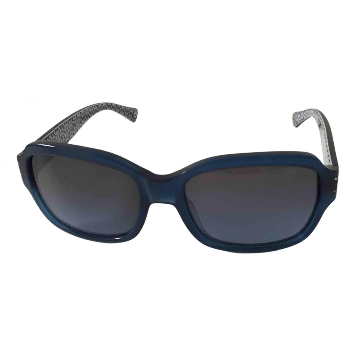 Coach - Lunettes   pour femme - bleu