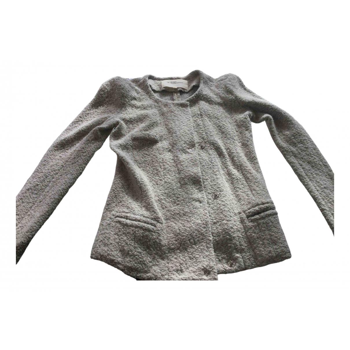 Isabel Marant Etoile - Veste   pour femme en laine - gris