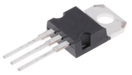 ON Semiconductor ON Semi MJE5850G PNP Transistor, 16 (Peak) A, 8 (Continuous) A, 350 V dc, 3-Pin TO-220 (50)
