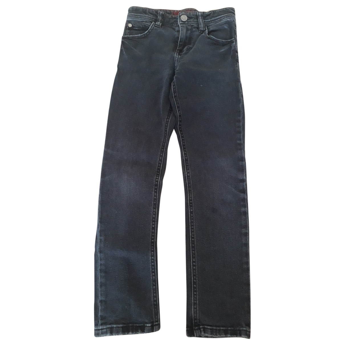 Zadig & Voltaire \N Grey Cotton Trousers for Kids 8 years - until 50 inches