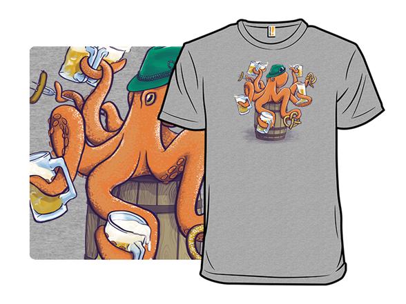 Octobeerfest T Shirt