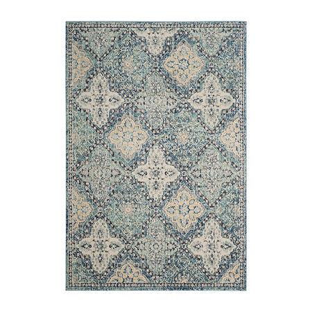 Safavieh Karima Geometric Rectangular Rugs, One Size , Multiple Colors