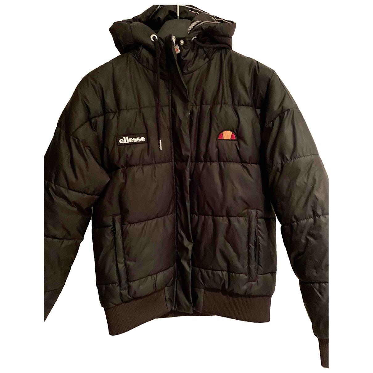 Ellesse \N Black coat for Women 6 UK