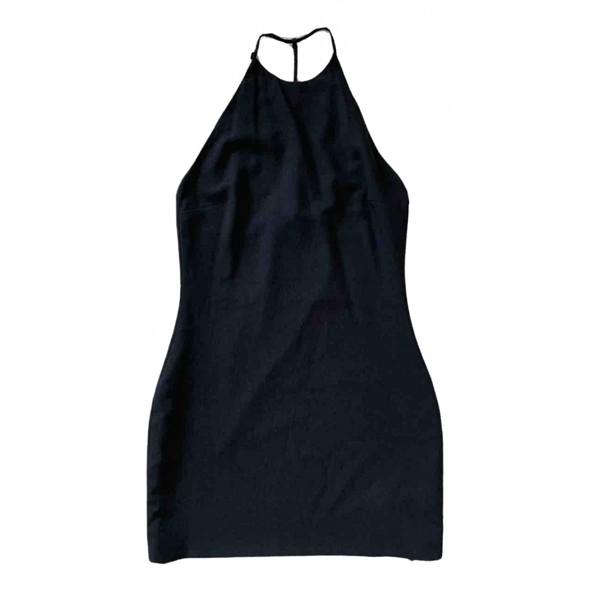 Iro \N Kleid in  Schwarz Polyester