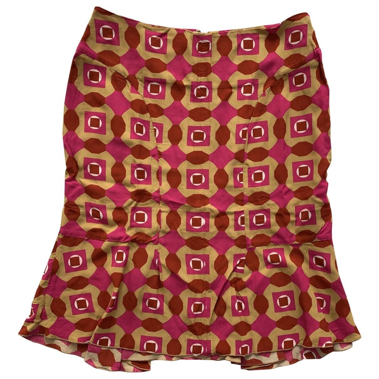 Marni \N Multicolour skirt for Women 44 IT