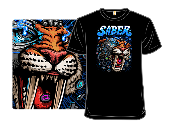Cyber-tooth T Shirt