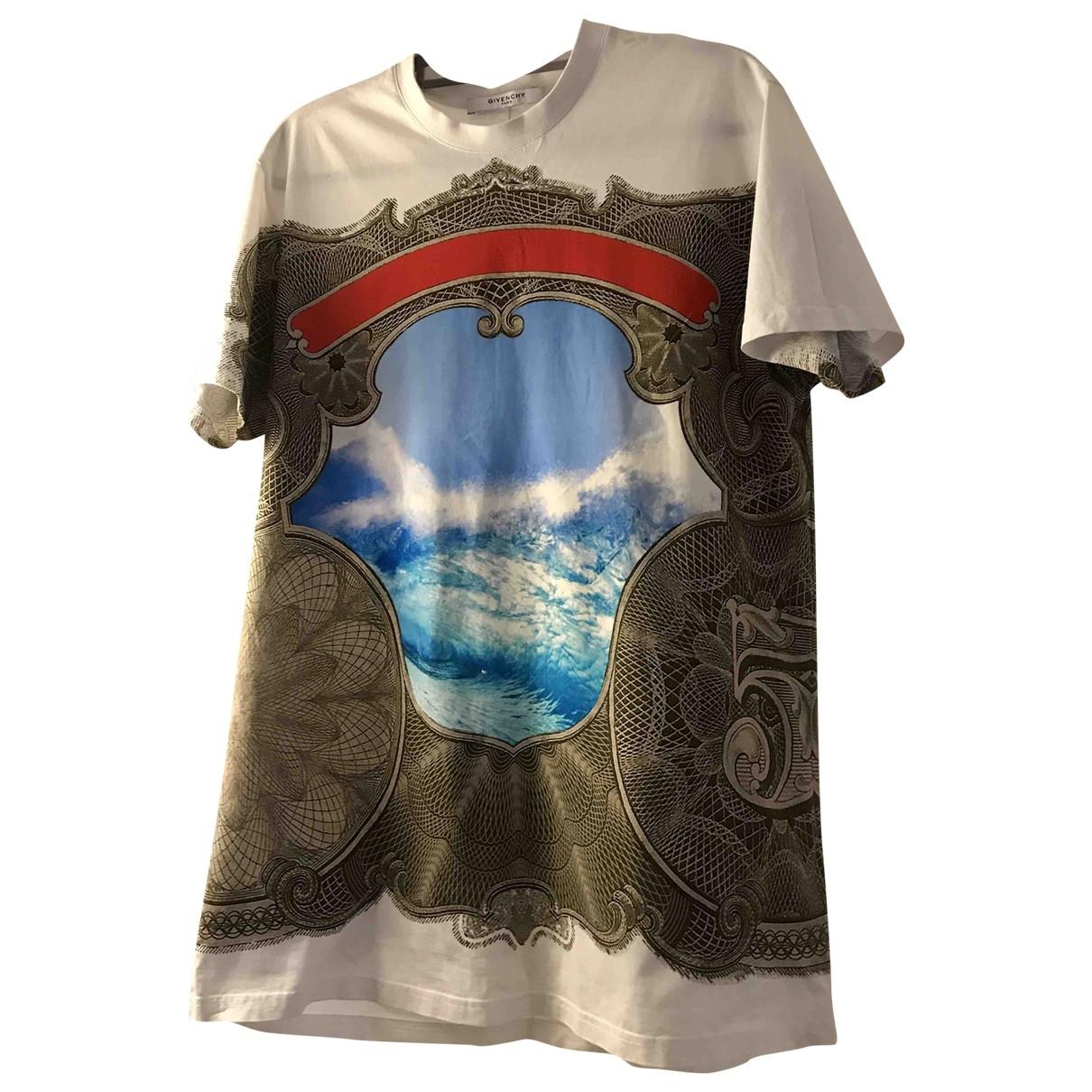 Givenchy - Tee shirts   pour homme en coton - multicolore