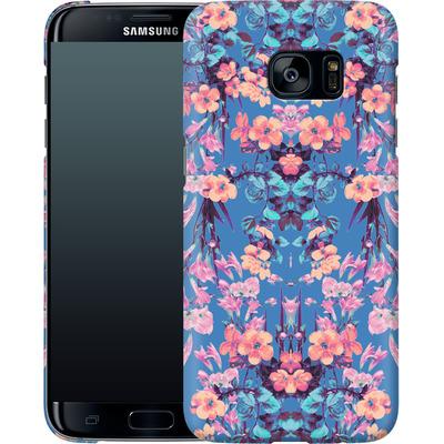 Samsung Galaxy S7 Edge Smartphone Huelle - Ornamental Love von Zala Farah