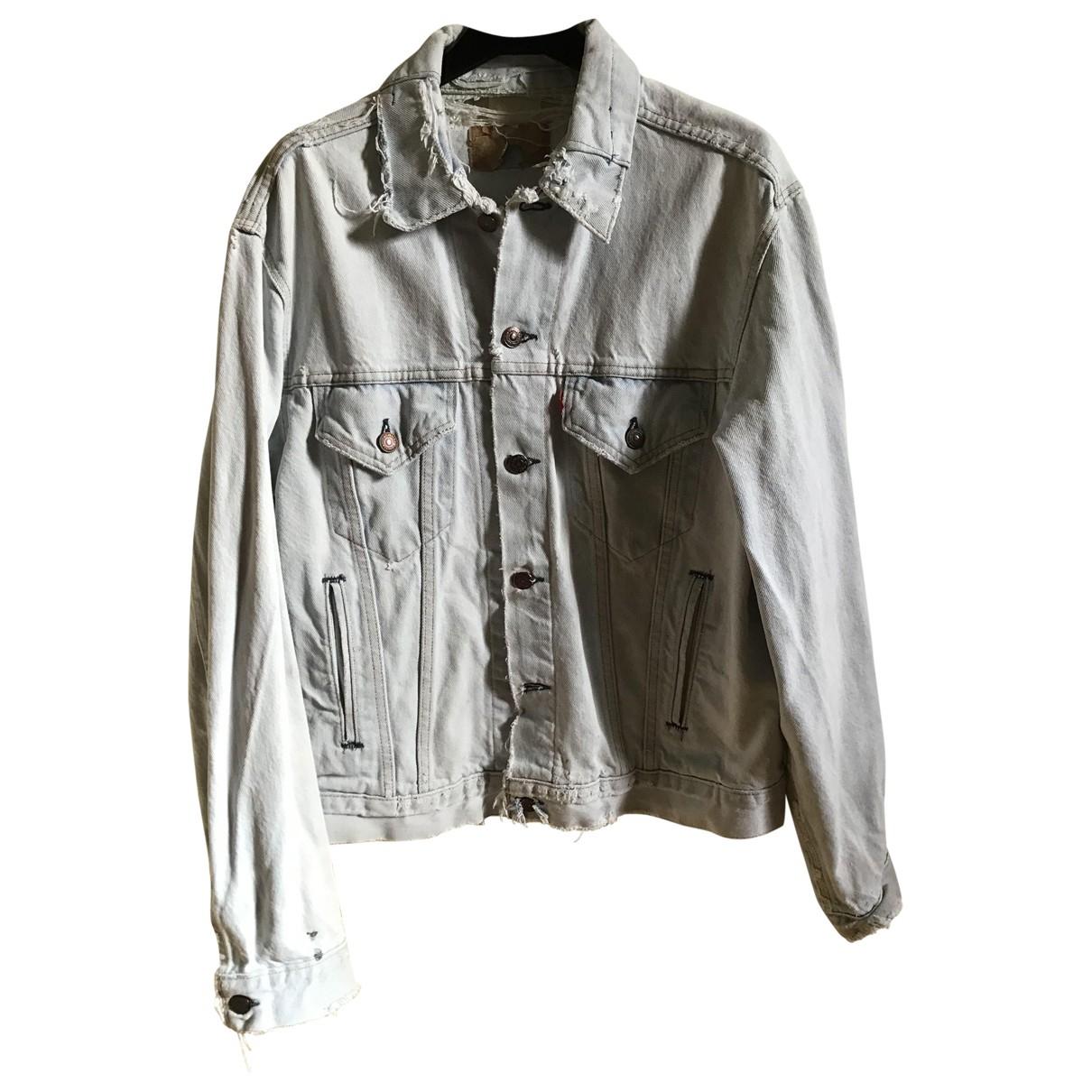 Levis Vintage Clothing - Veste   pour femme en denim