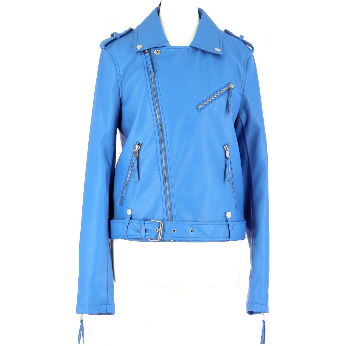 Twin Set - Veste   pour femme - bleu