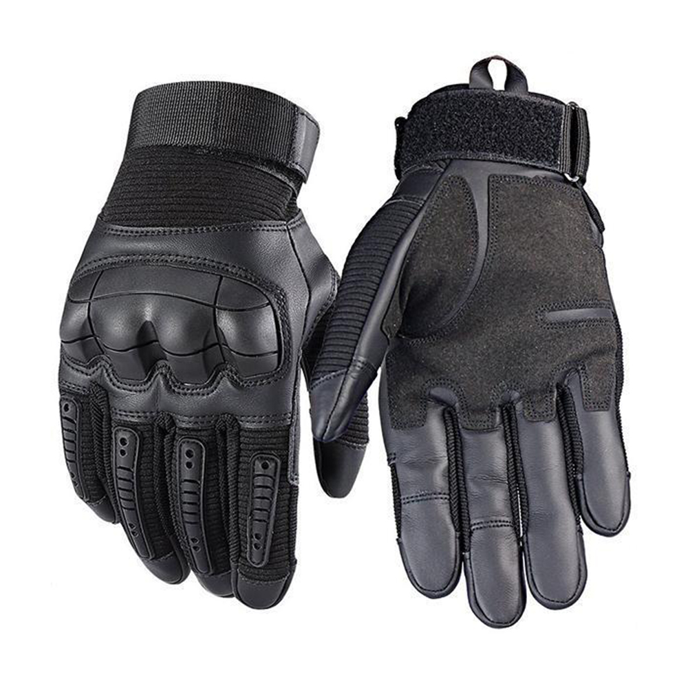 Cycling Gloves Outdoor Sports Motorcycle Gloves Riding Tactics Fitness Touch Screen Gloves Labor Protection Army Fans Work Tools Gloves