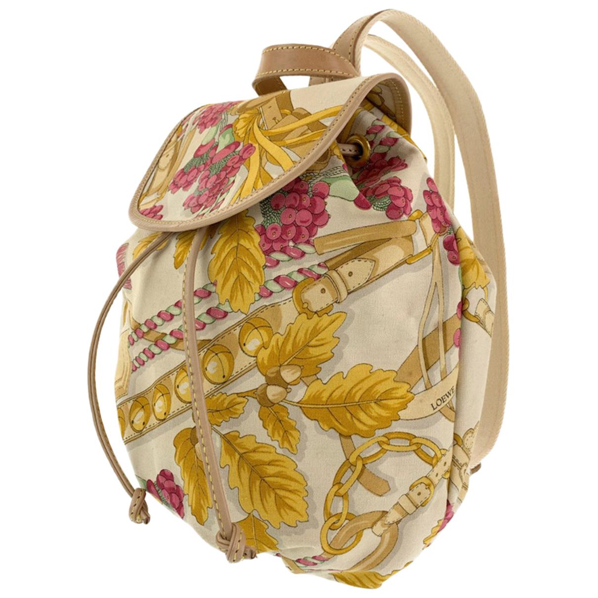 Loewe N Cloth backpack for Women N