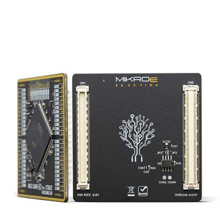 MikroElektronika MIKROE-3781, MCU CARD 28