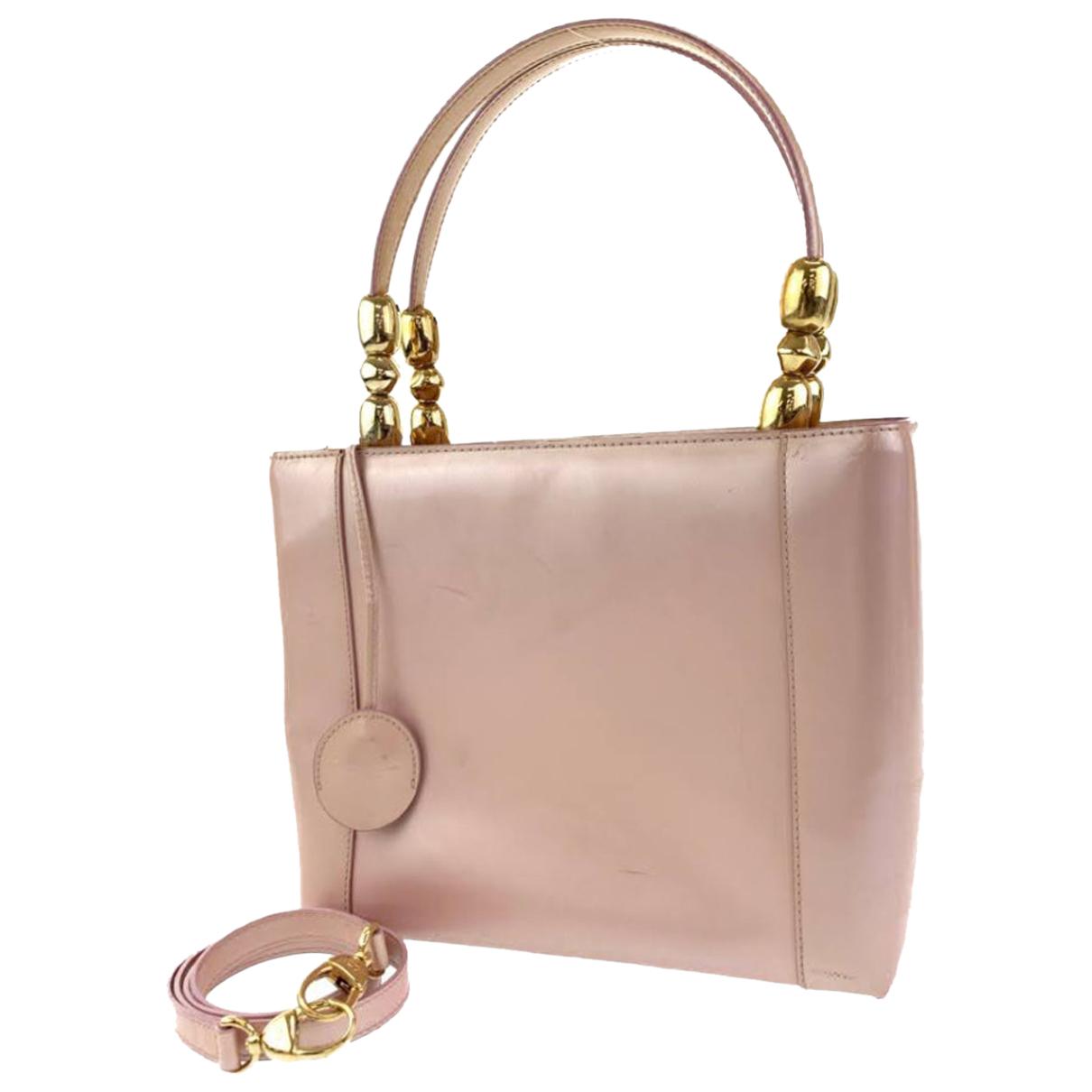 Christian Dior N Patent leather handbag for Women N