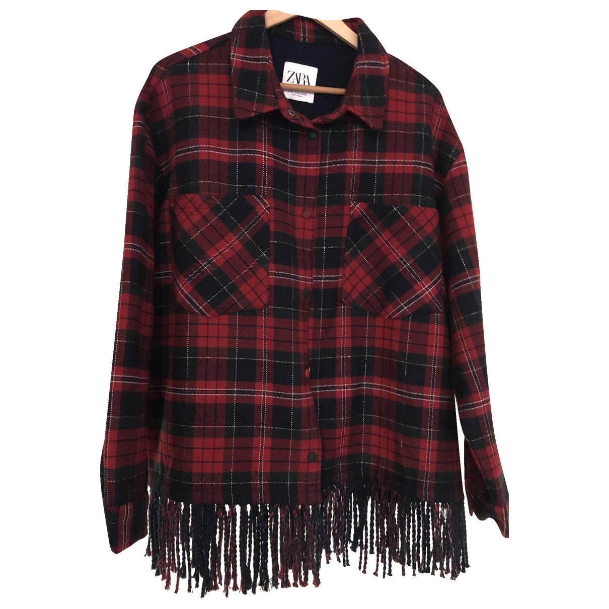 Zara \N Red jacket for Women L International
