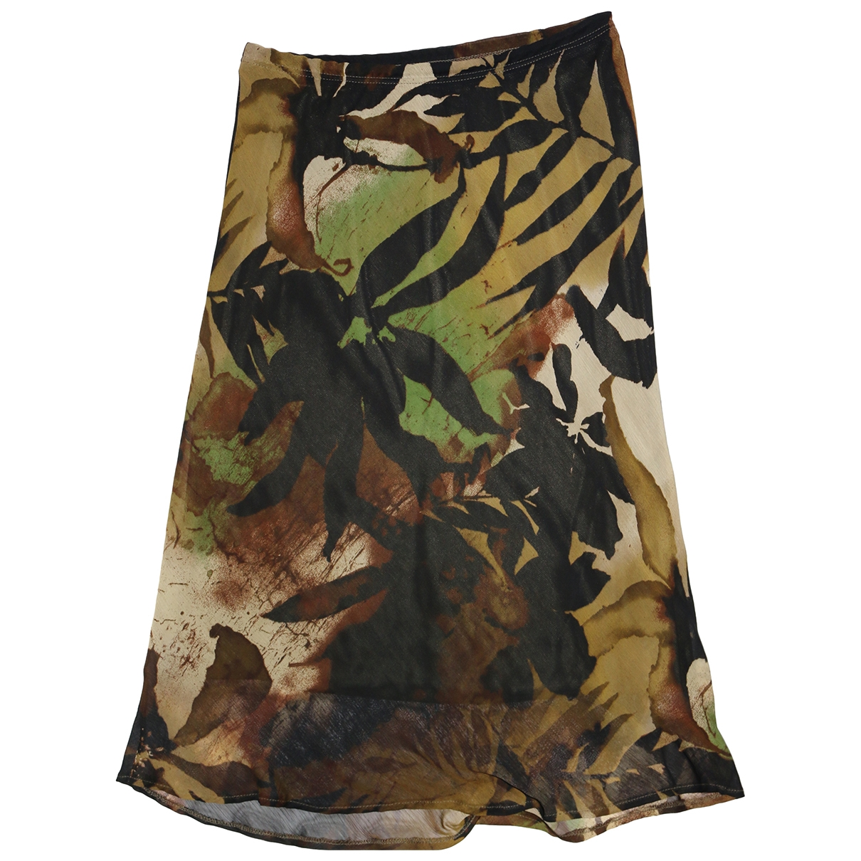 Non Signé / Unsigned \N Multicolour skirt for Women One Size International