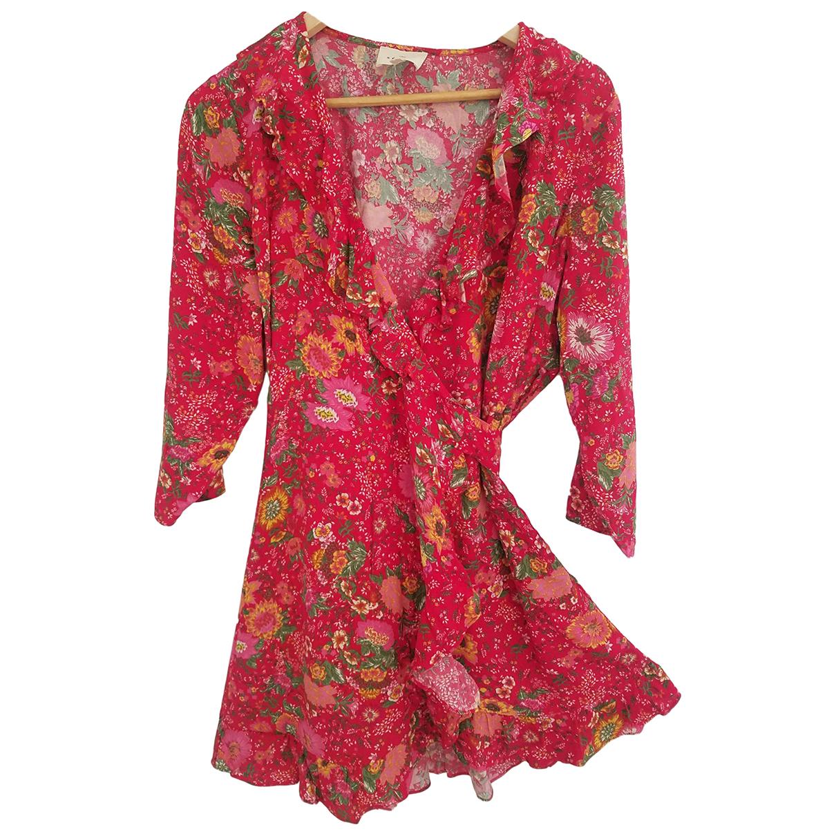 Sezane - Robe Spring Summer 2020 pour femme - rouge