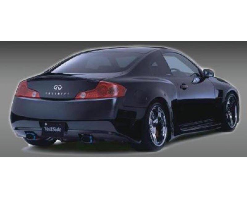 VeilSide 2003-2007 Infiniti G35 - Nissan Skyline V35 Coupe Fortune Model Complete kit
