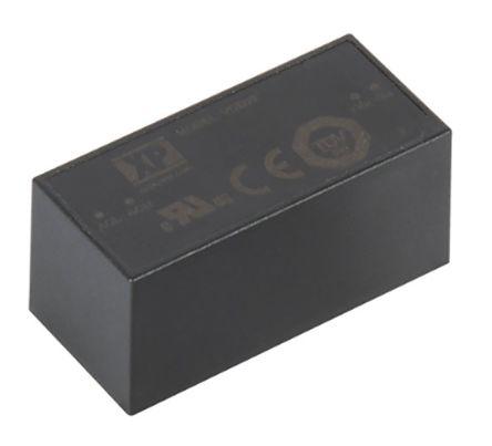 XP Power , 3W AC-DC Converter, 3.3V dc, Encapsulated