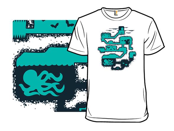 Unlock Treasure T Shirt