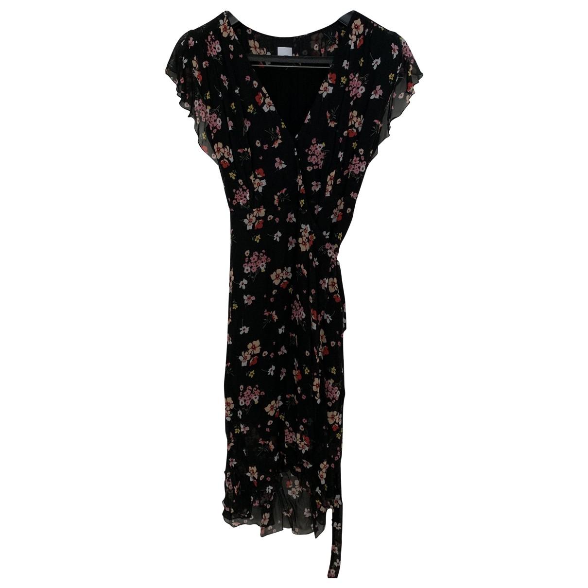 Iris & Ink \N Black dress for Women 8 UK