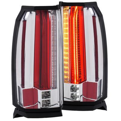 Anzo LED Tail Lights (Chrome) - 311277