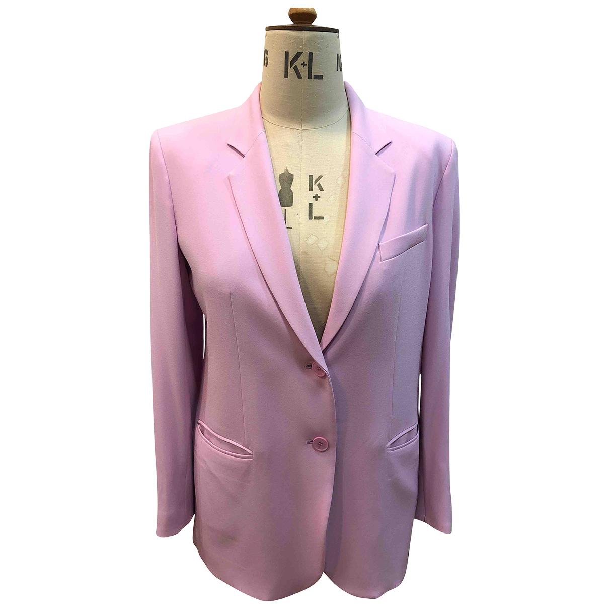 Dkny - Veste   pour femme - rose