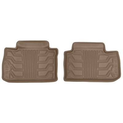 Nifty Catch-It Rear Floor Mat (Tan) - 383007-T