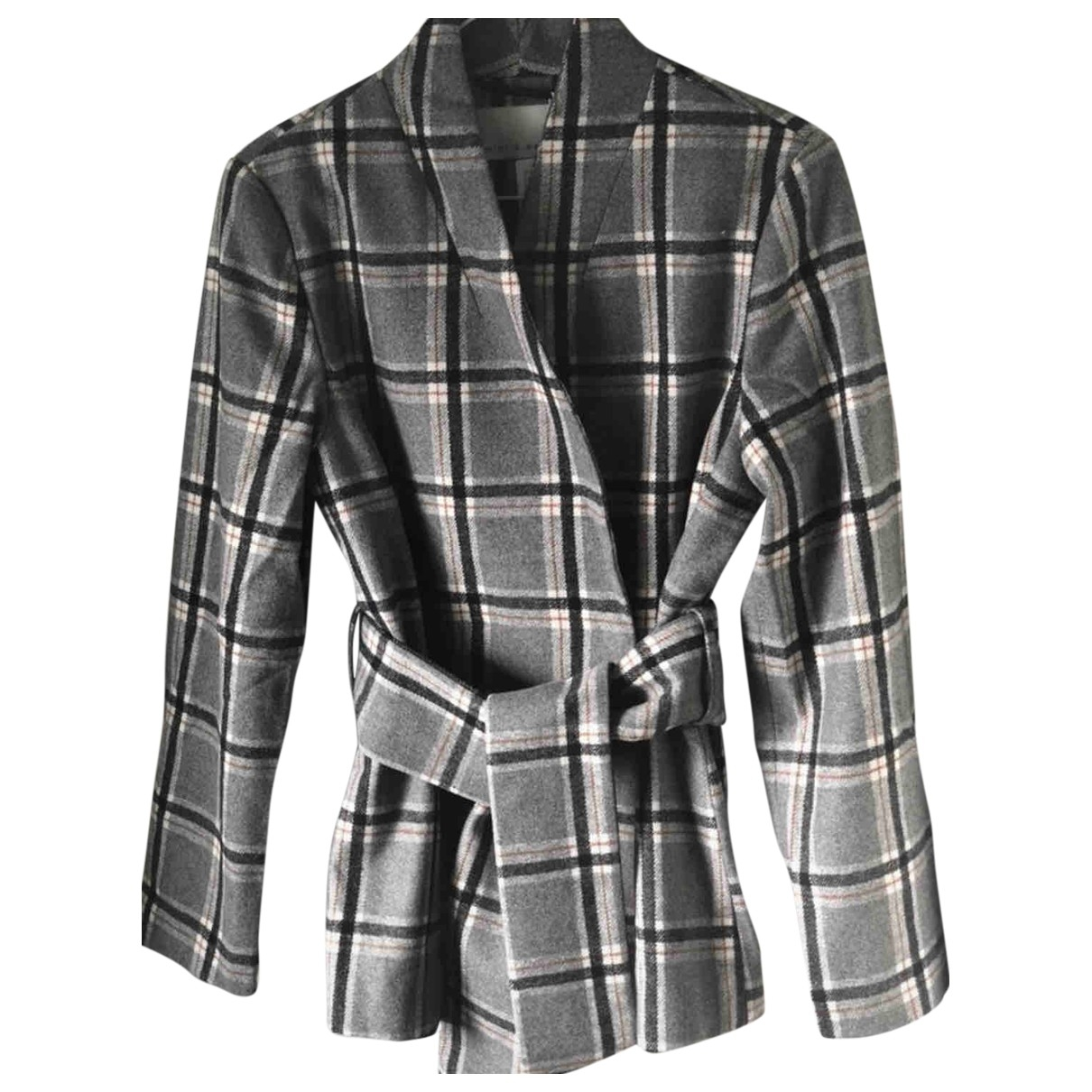 Non Signé / Unsigned \N Multicolour jacket for Women 42 FR