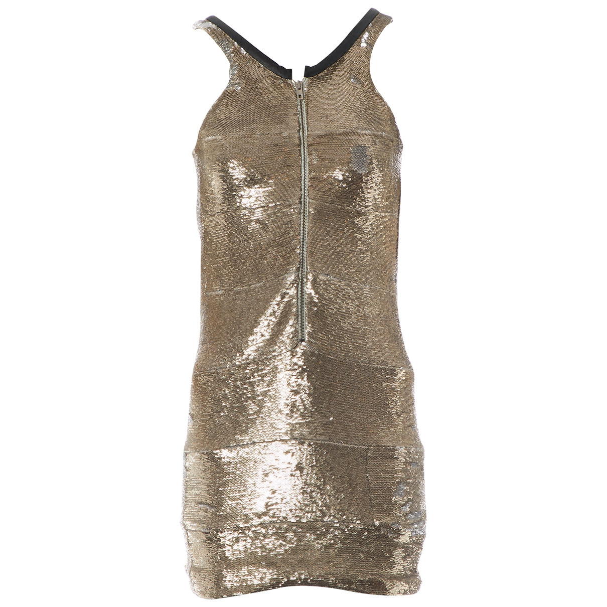 Iro - Robe   pour femme - metallise