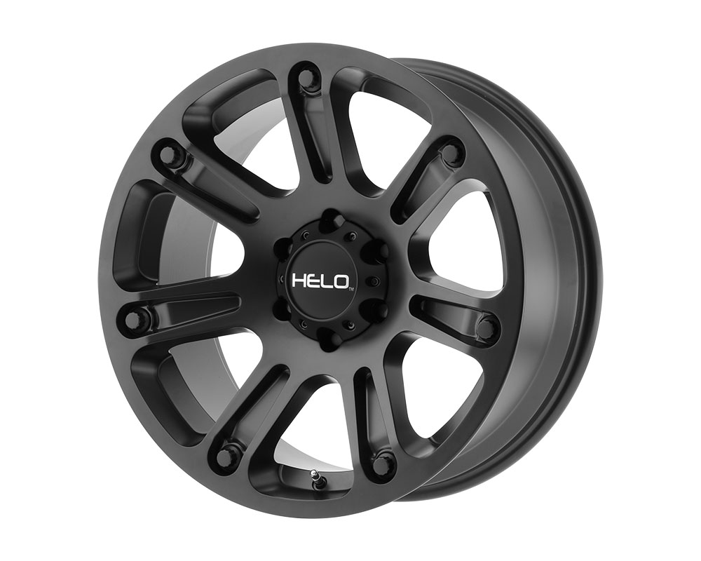 Helo HE904 Wheel 20x9 8x8x170 +18mm Satin Black