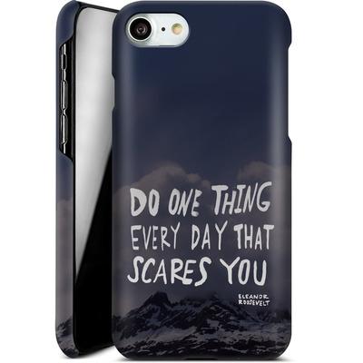 Apple iPhone 7 Smartphone Huelle - Scares You von Leah Flores