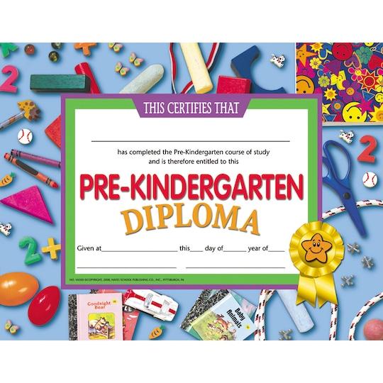 Hayes® Pre-Kindergarten Diploma, 6 Packs Of 30 By Educators Resource | Michaels®