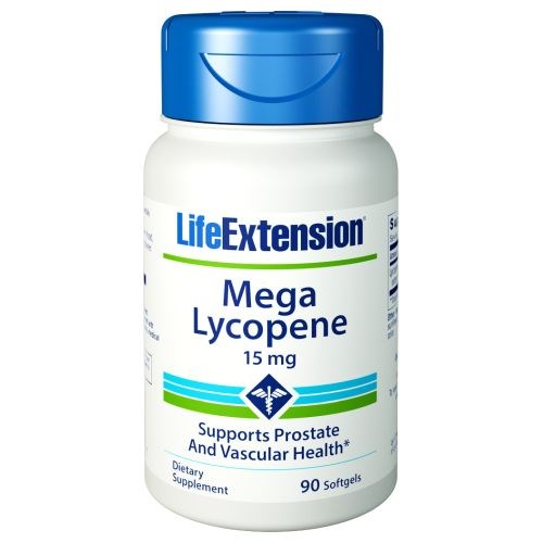 Mega Lycopene Extract 90 sgels by Life Extension