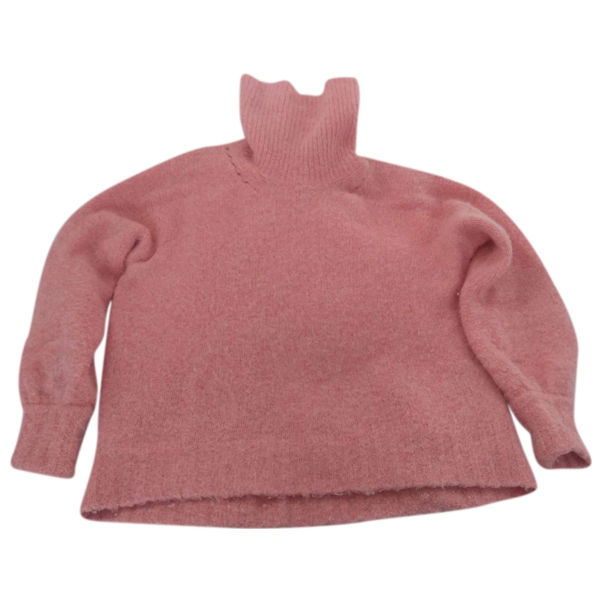 J.crew \N Pullover in  Rosa Wolle