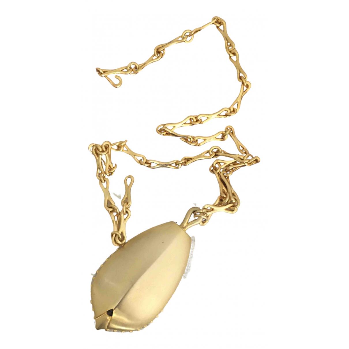 Joelle Kharrat \N Halskette in  Gold Metall