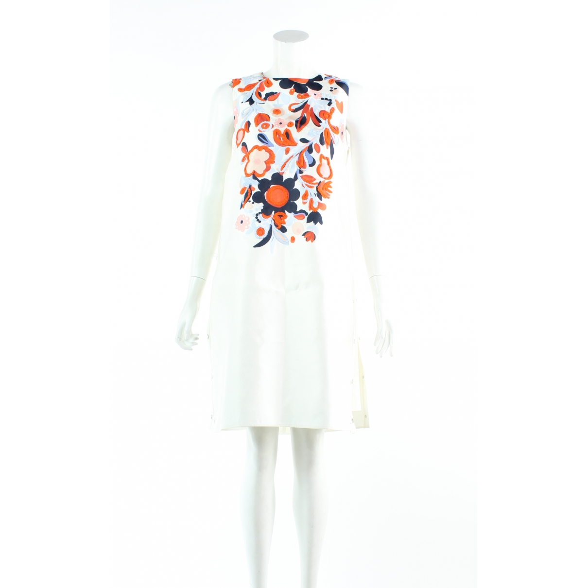 Mulberry - Robe   pour femme - blanc