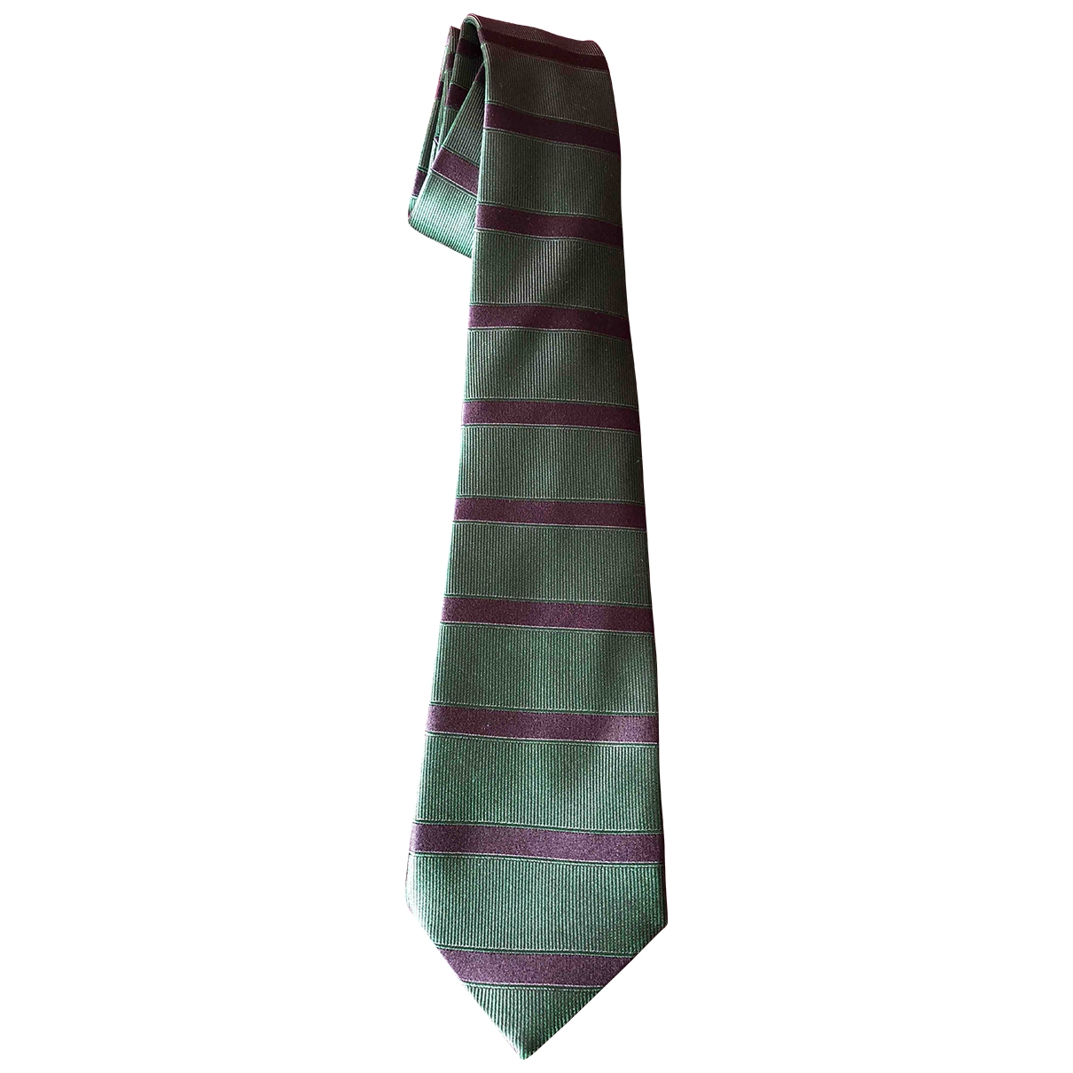Carolina Herrera - Cravates   pour homme en soie - multicolore