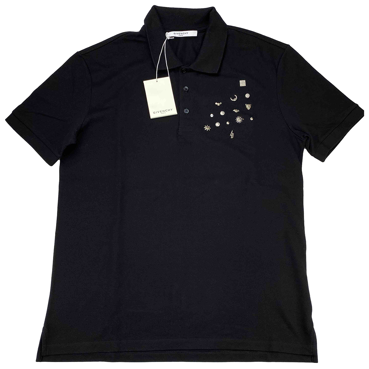 Givenchy \N T-Shirts in  Schwarz Baumwolle