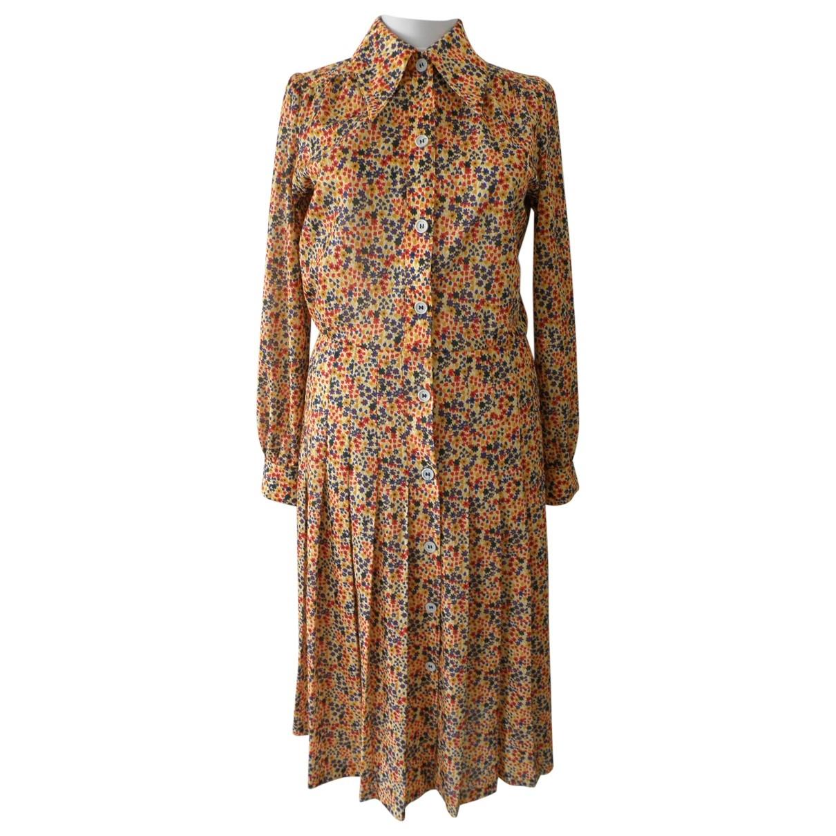 Rodier - Robe   pour femme - multicolore