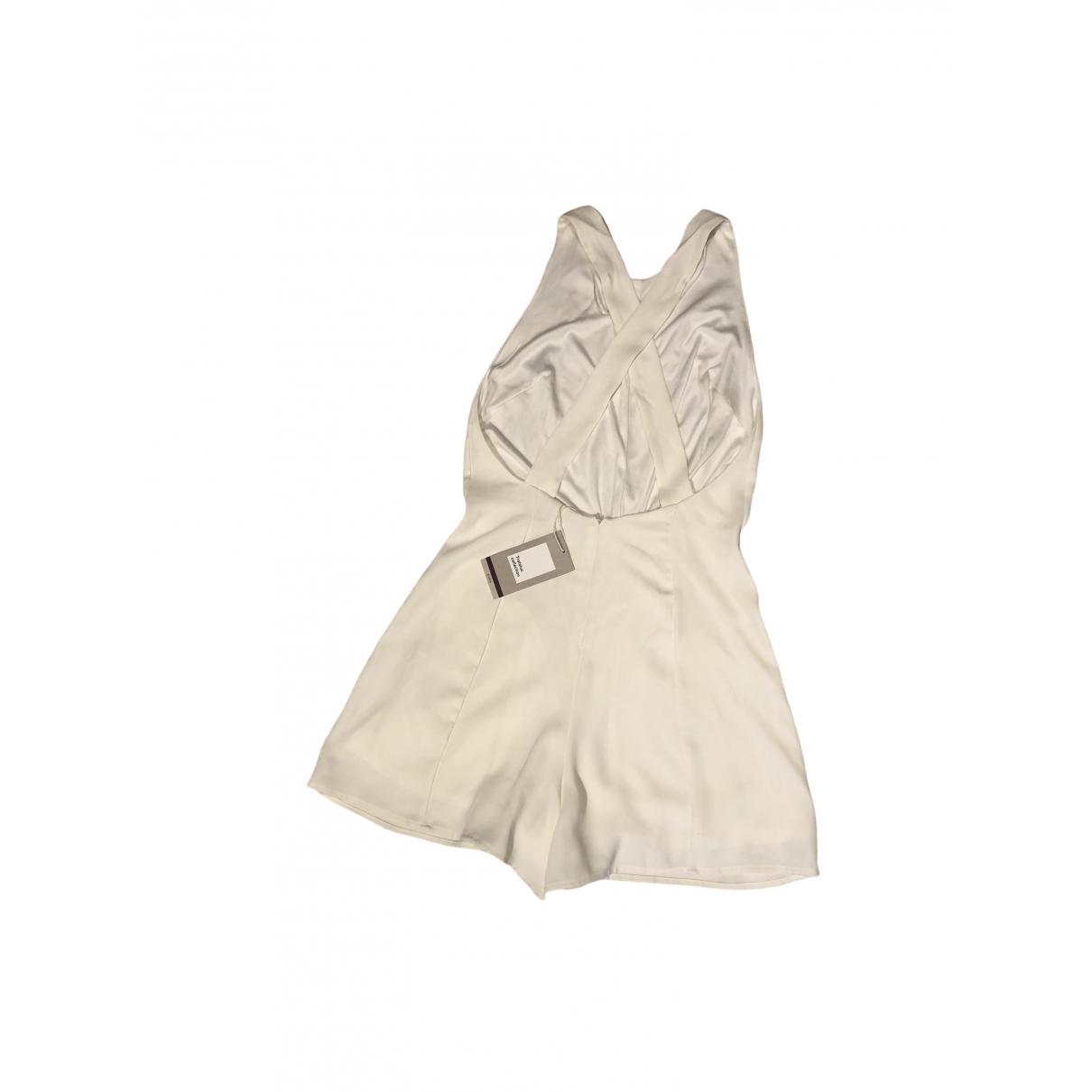 Zara \N White jumpsuit for Women M International