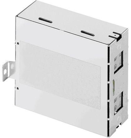 Block , HFE 156-230/X 1A 250 V ac 60Hz, DIN Rail RFI Filter, Screw