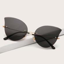 Sonnenbrille mit Cat Eye