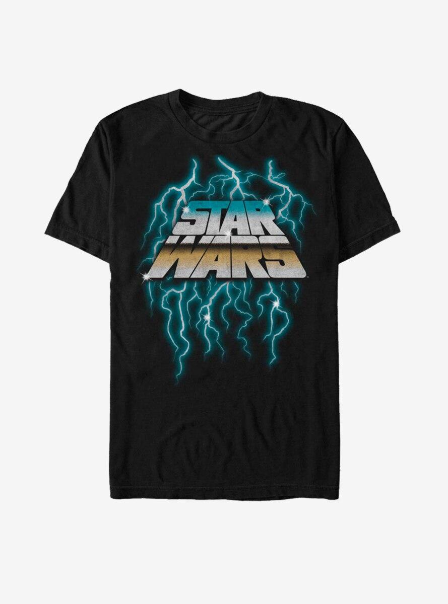 Star Wars Chrome Slant T-Shirt