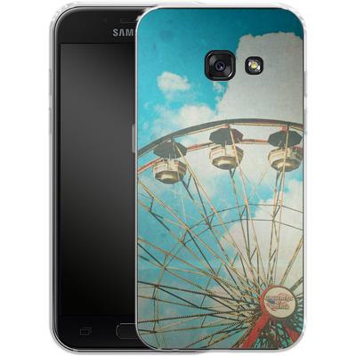 Samsung Galaxy A3 (2017) Silikon Handyhuelle - Cofer Family von Joy StClaire