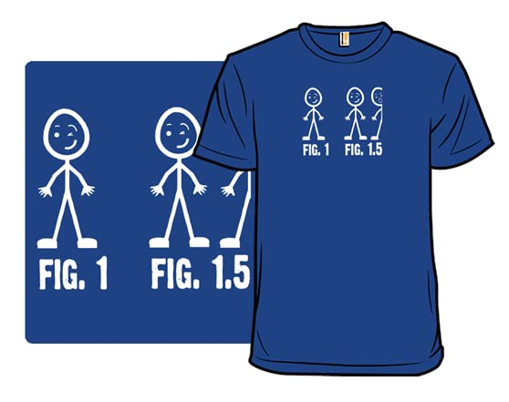 Fig 1.5 Literally! T Shirt