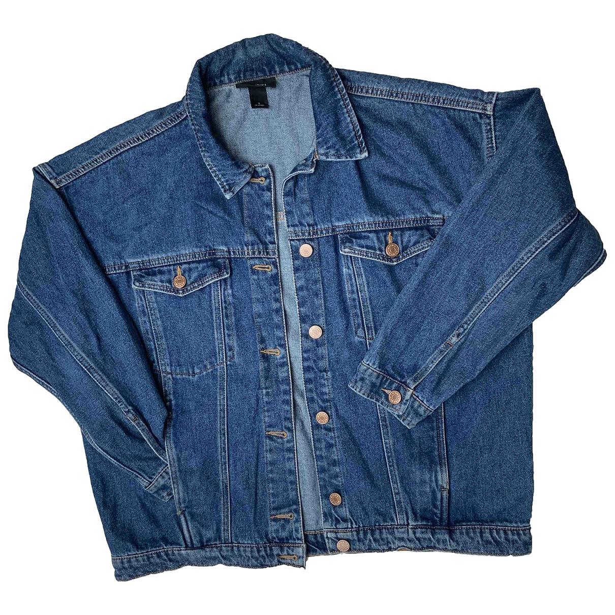 Monki \N Blue Denim - Jeans jacket for Women S International