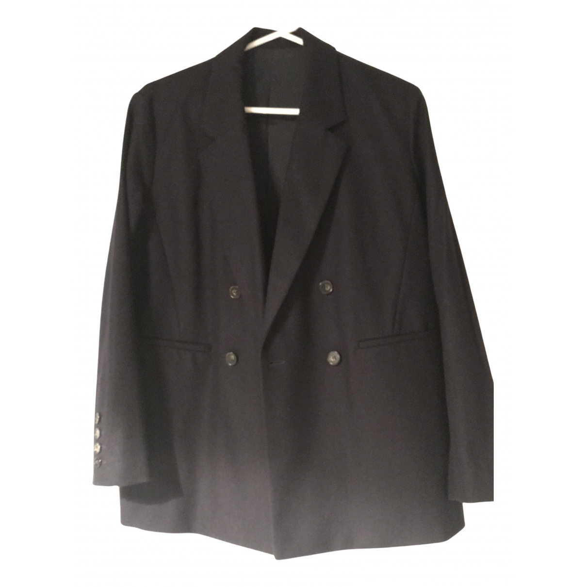 Harmony N Blue Wool jacket for Women 40 FR